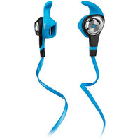 Monster Cable iSport Strive In-Ear Headphones - Blue