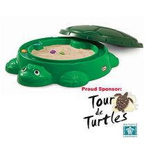 Little Tikes Turtle Sandbox 30th Anniversary