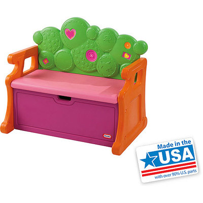 Mga Entertainment Inc. Little Tikes Lalaloopsy Toy Box