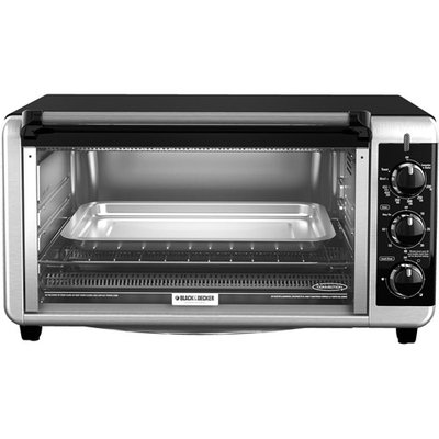 Black & Decker To3250xsb Extra-wide 8-slice Toaster Oven