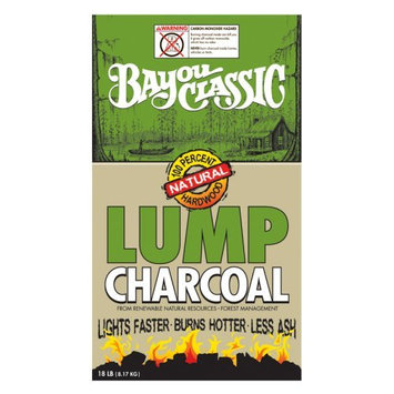 Barbour 500408 Classic Natural Lump Charcoal 8 Pound Bag