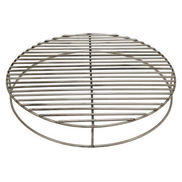 Bayou Classic Reversible Grill Grate Stainless Steel