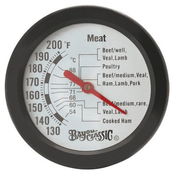 Bayou Classics Bayou Classic 4 in. Meat Thermometer