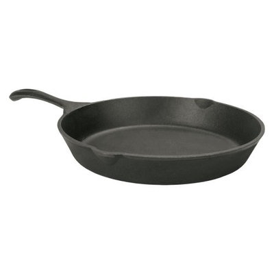 Bayou Classic 7432 12 Inch Cast Iron Skillet