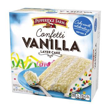 Pepperidge Farm® 3-layer Cake Vanilla