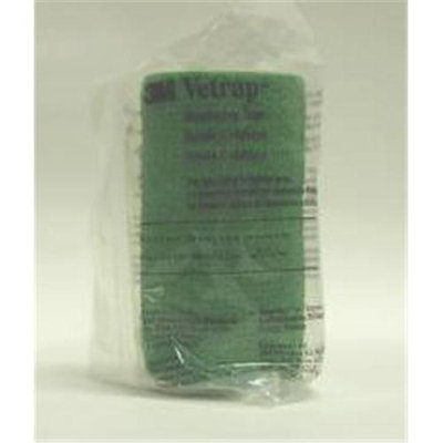 3m Vetrap Green 4 X 5 Pack Of