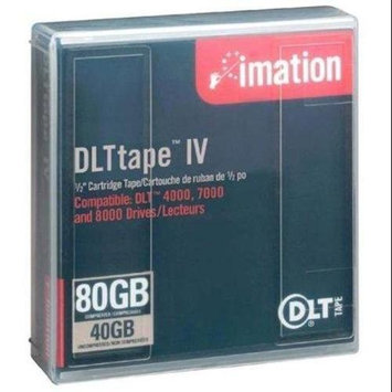 Imation Ultrium Empty Plastic Case - 1 Pocket - Plastic