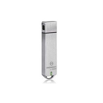 Ironkey 64GB Basic USB 3.0 Flash Drive - 64GB - 256-bit (ik-s1000-64GB-b)