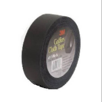 Box Partners 3M 48mm x 54.8M Black Cloth Gaffers Tape (6910)