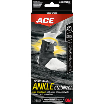 3m Ace Sport Deluxe Ankle Stabilizer 901008 Adjustable
