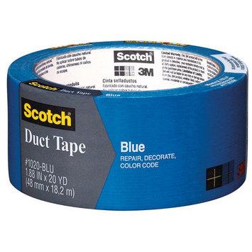 Bussman 3M 1.88 x 20 Yards Blue Duct Tape