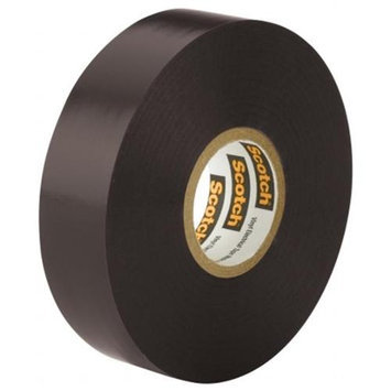 3m .75in. x 66ft. Scotch Super 88 Vinyl Electrical Tape 6143BA100