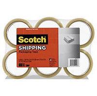 Scotch Lightweight Packaging Tape, Clear