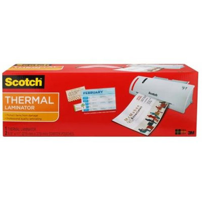 Scotch TL902A Thermal Laminating Machine - 2 Roller