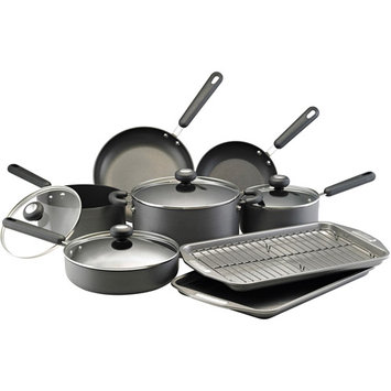 Circulon Classic Hard Anodized Nonstick 13-Piece Cookware Set