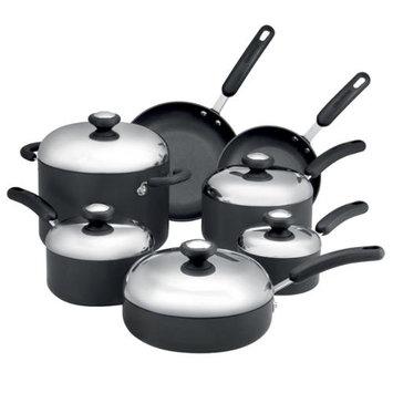 Circulon Total 12-pc. Nonstick Hard-Anodized Cookware Set