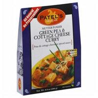 Patel Mutter Paneer Peas W/Spcy Chs -Pack of 10