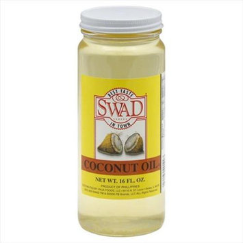 Swad Oil Coconut -Pack of 12