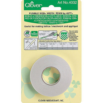 Clover Fusible Bias Tape Maker Fusible Web-40 Feet