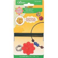 Clover Asian Knot Templates, Ball Knot