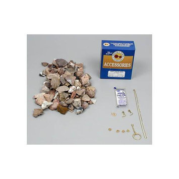709 Accessory Kit-Grits/Rocks/Jewelry THUY0709 TRU-SQUARE METAL PRODUCTS