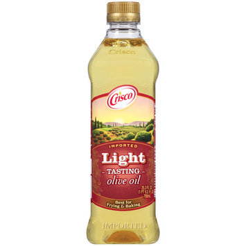 Crisco Light Imported Olive Oil, 25.3 fl oz