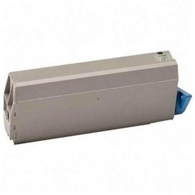 Oki OKI41304207 Type C2 Toner Cartridge, C7000 Series, Cyan