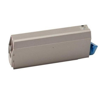 OKi Data 52123703 Laser Toner Cartridge for MPS610C Printers, 6000 Pages Yield, Cyan