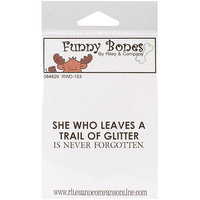 NOTM084829 - Riley & Company Funny Bones Cling Mounted Stamp 2