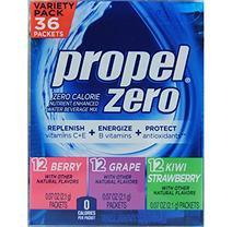 Propel Zero Powder - 36 ct. sticks