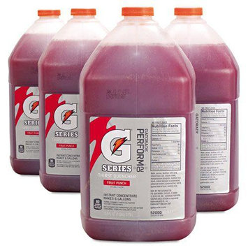 Gatorade® Thirst Quencher Liquid Concentrate Fruit Punch