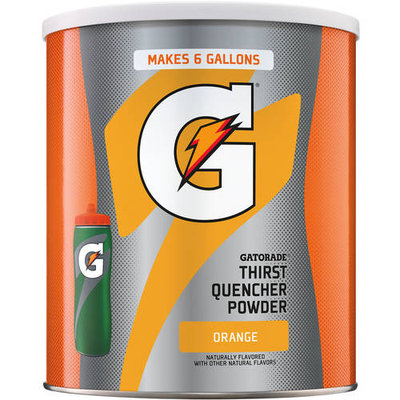 Gatorade Thirst Quencher Orange Sports Drink, 51 oz