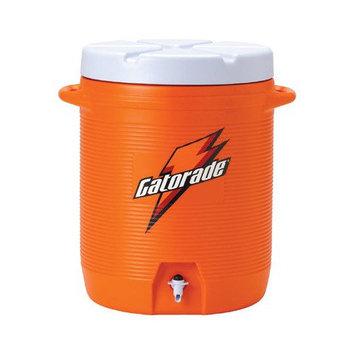 Gatorade Water Coolers - 10-gallon cooler w/cup dispenser & fast flow spigot