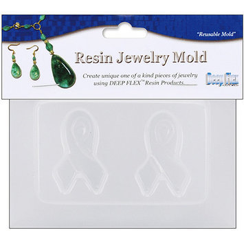 Yaley 08-0616H Resin Jewelry Reusable Plastic Mold 3.5X4.5