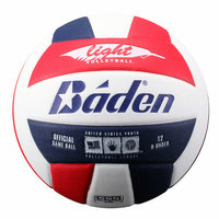 Baden Lexum VX450 Game Volleyball Blue/White/Gray NFHS