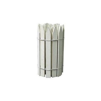 Greenes Fence Greenes Wood Picket Fence (Rc24w) - 4 Pack