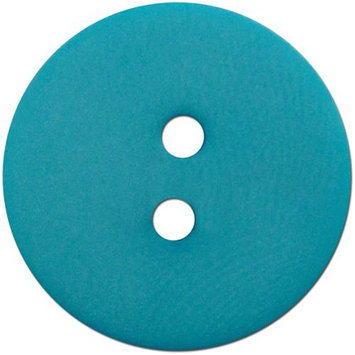 Blumenthal Lansing Slimline Buttons Series 1-Turquoise 2-Hole 7/8