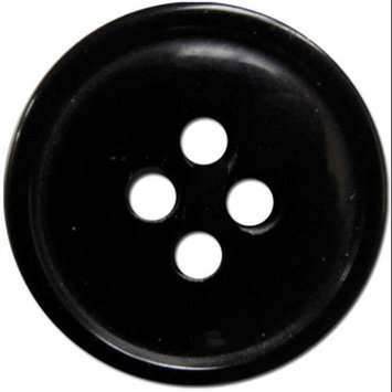 Blumenthal Lansing Slimline Buttons Series 1-Black 4-Hole 5/8