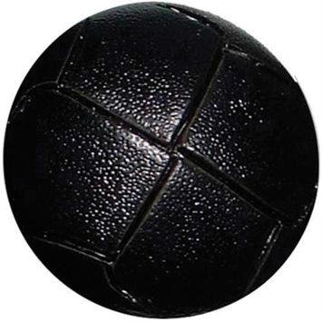 Blumenthal Lansing 93595 Slimline Buttons Series 2Black Imitation Leather Shank 1.13 in. 2C