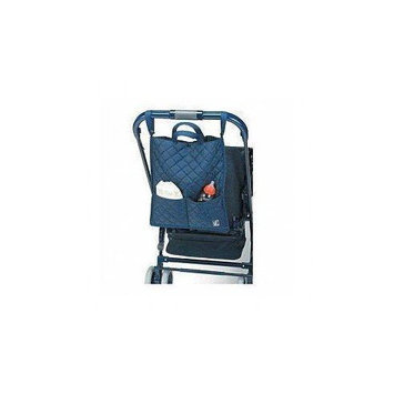 JL Childress Stroller Tote Diaper Bag in Black