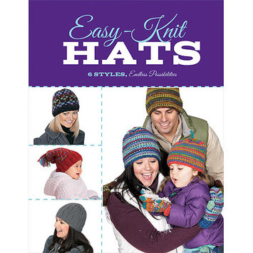 Quayside Publishing Creative Publishing International-Easy-Knit Hats