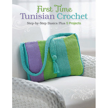 Quayside Publishing Creative Publishing International-First Time Tunisian Crochet