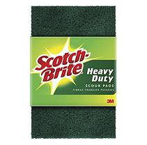 Scotch-Brite Heavy Duty Scour Pads - 20 ct.