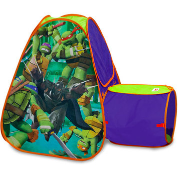 Teenage Mutant Ninja Turtles Hide About Tent