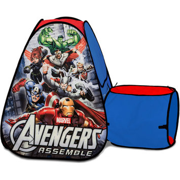 The Avengers Assemble Hide About Tent