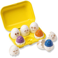 Tomy Hide 'n Squeak Eggs