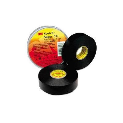 3M Scotch 33+ Super Vinyl Electrical Tape, 3/4 x 44ft