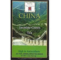 Healing Tea Leaves Green Tea Jasmine Teabags (25 ct, 6 pk.)