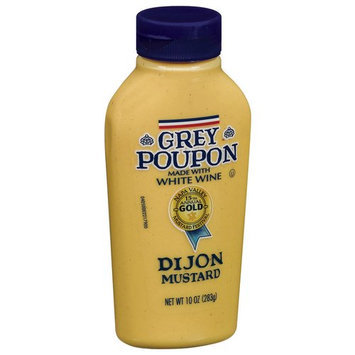 Grey Poupon Dijon Mustard, 10 oz