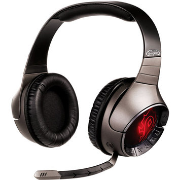 Creative Labs World of Warcraft Wireless Headset 70GH010000000
